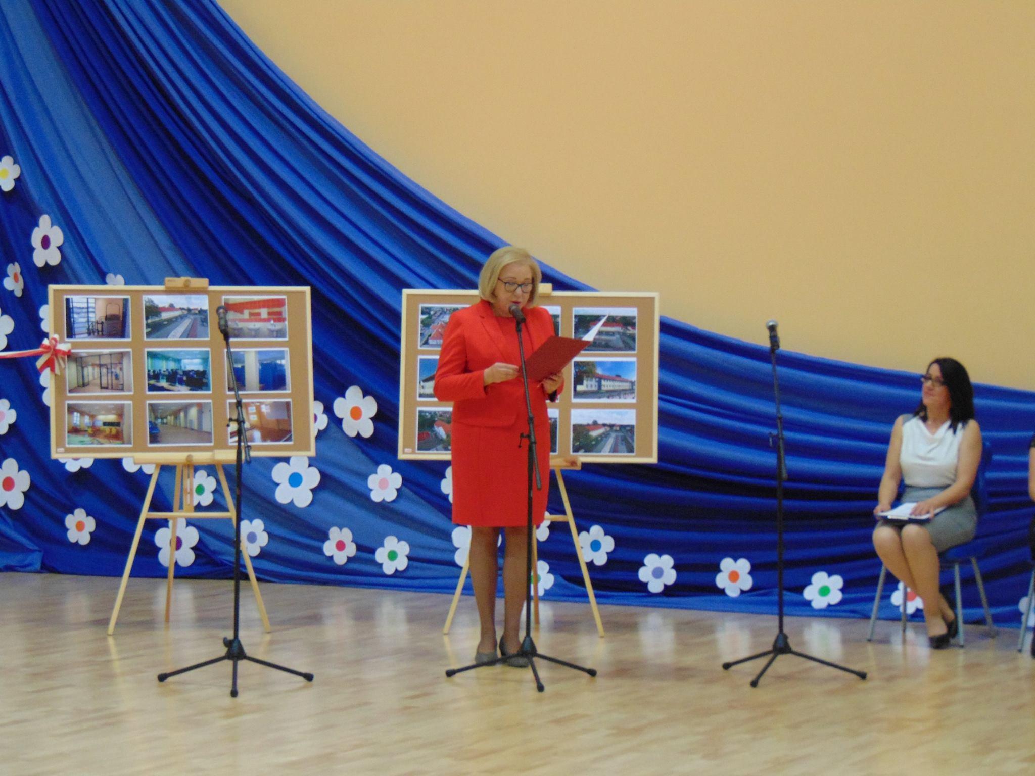 Otwarcie nowej części Zespołu Szkolno-Przedszkolnego w Smolcu
